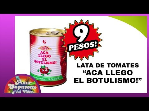 Outlet de alimentos - Peter Capusotto y sus videos - Temporada 11
