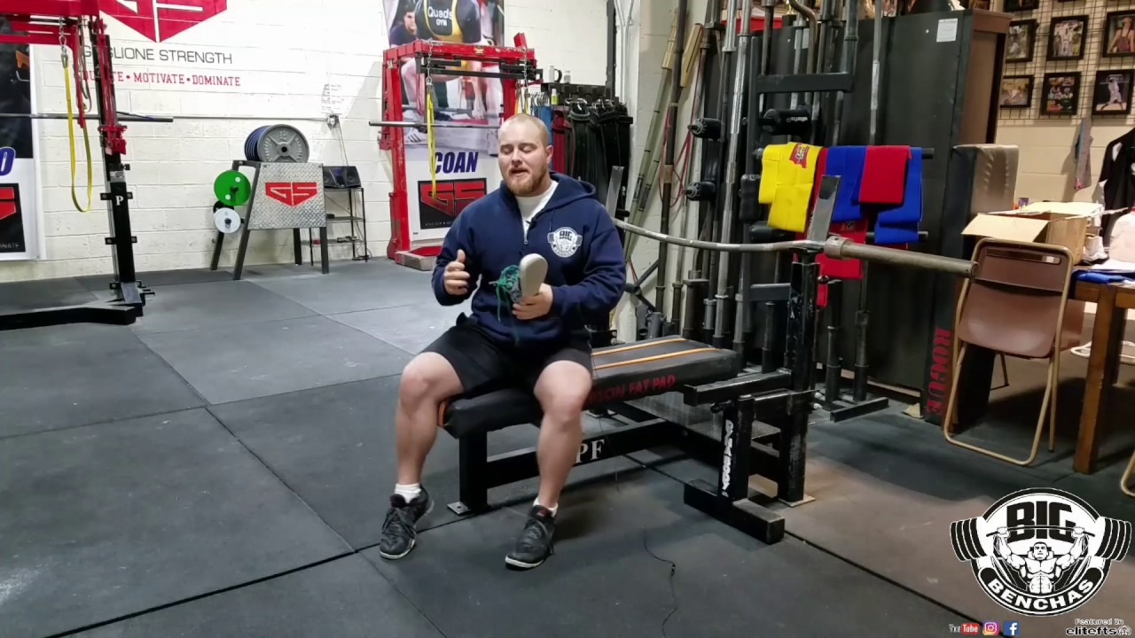 8e7e42726952 What Shoes To Wear For Powerlifting Bench Press - YouTube