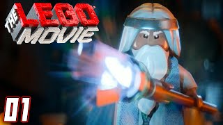 """THE LEGO MOVIE VIDEOGAME Gameplay Part 1 - """"Everything is AWESOME!!!"""" (PC, Xbox One, PS4)"""