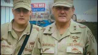 Major General Eldon Bargewell, 2010 Bull Simons Award Honoree