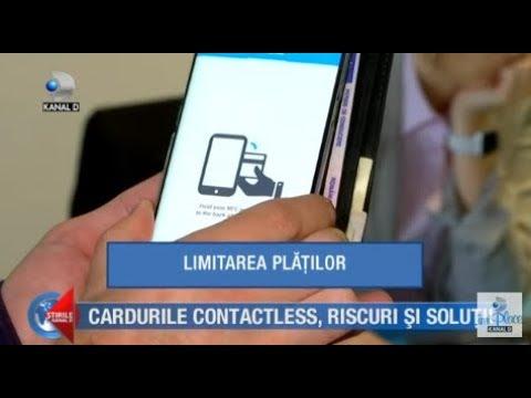 Stirile Kanal D (14.07.2018) - Cardurile contactless, riscuri si solutii! Editie COMPLETA