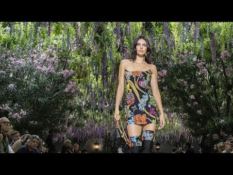 Versace | Spring Summer 2019 Full Fashion Show | Menswear