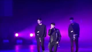 180428 EXO(엑소)-A Go(SEHUN Solo)full@The EℓyXiOn in Manila[fancam]