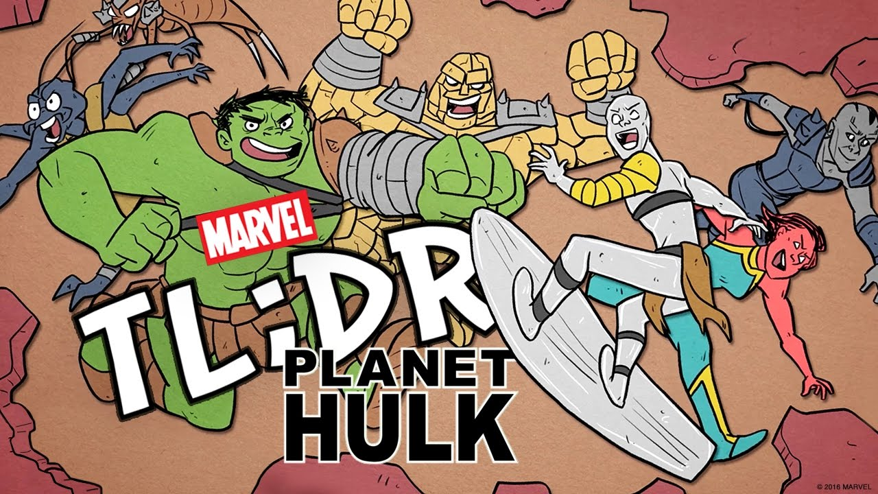 Download What is Planet Hulk? - Marvel TL;DR
