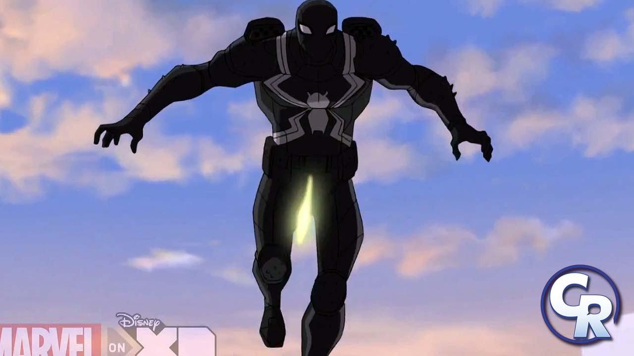 Ultimate Spider-Man: Web Warriors: Agent Venom Clip! - YouTube - photo#4