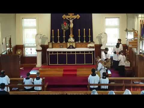 SSPX SUNDAY MASS: 2nd Sunday of Lent