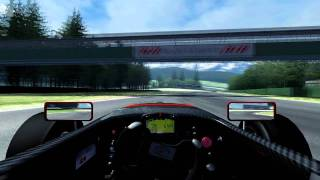 Netkar Pro | A few laps at Aosta in the F2000