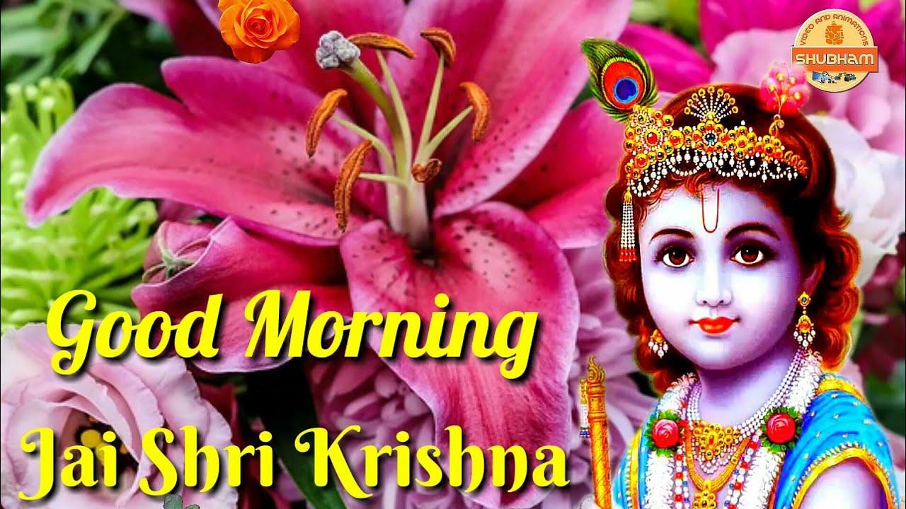 good morning ki video download karna hai
