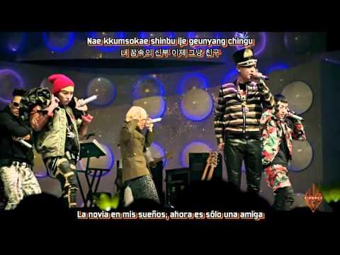BIGBANG - (YG On Air) Bad Boy [Sub Español-Romanizacion-Hangul] (Link Descarga)