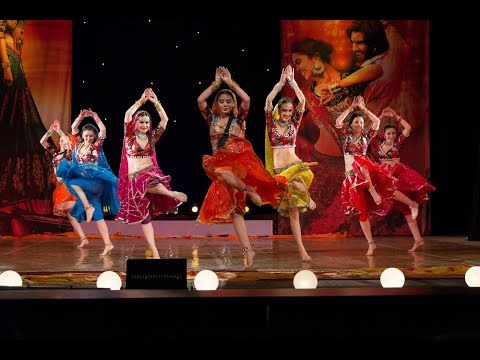 Aa Re Pritam Pyare  Indian dance group Champa