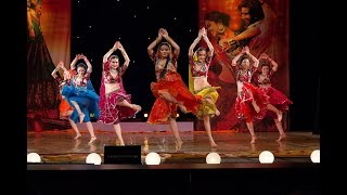 Indian group Champa ,Russia, Yoshkar-Ola  - Aa Re Pritam Pyare