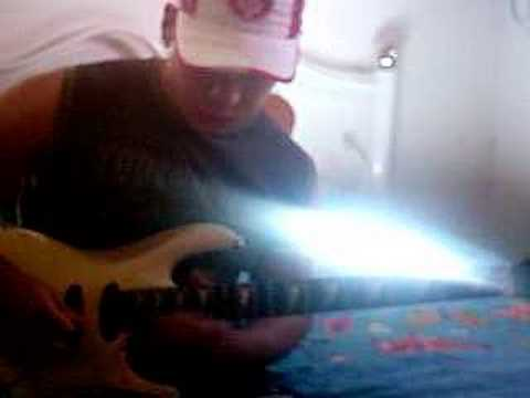 Steve Vai For The Love Of God Cover By JEFERSON FAGUNDES