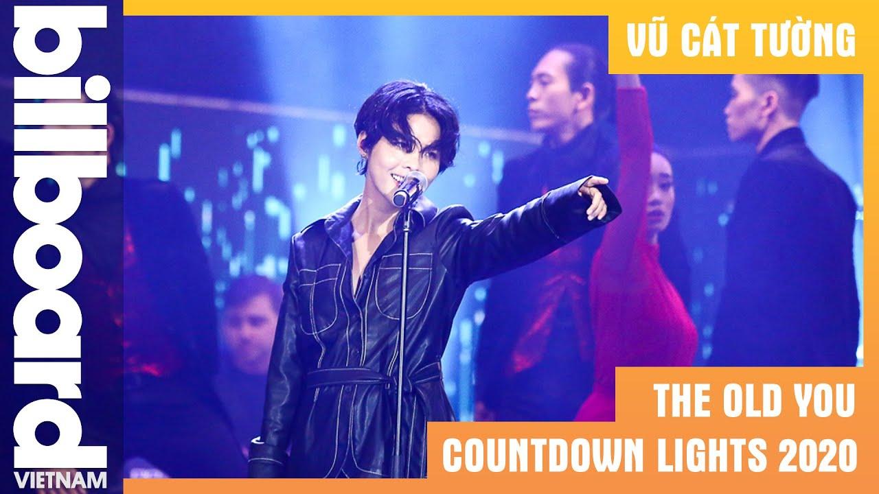 The Old You – Vũ Cát Tường   Countdown Lights 2020   Billboard Việt Nam