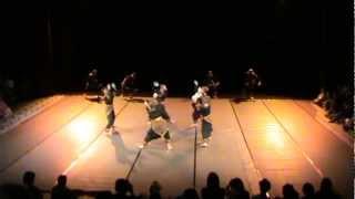 Malaysian Folk Dance PeTA TARI ASWARA 2012 - Tarian Piring