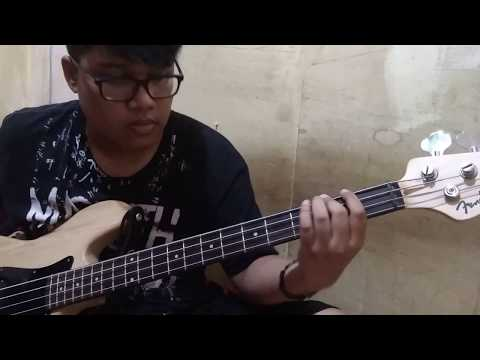 TULUS - MONOKROM BASS COVER