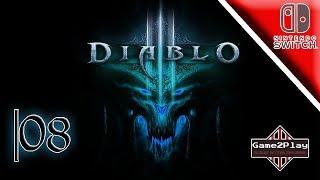 Diablo 3 - Eternal Collection - Nintendo Switch - Deutsch | 08 | Together | Der König von Tristram