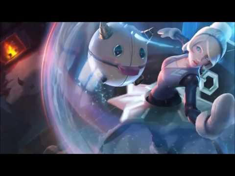 Winter Wonder Orianna Login Screen Animation Theme Intro Music Song Official 1 Hour Extend