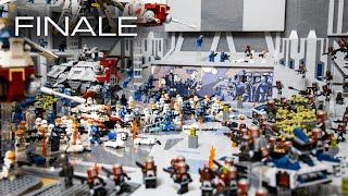 Building Mandalore in LEGO - The FINALE