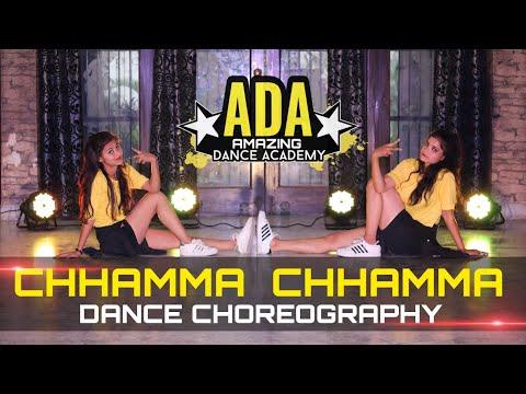 chamma-chamma-dance-video- -fraud-saiyya- -diksha-shree- -mohini-gupta- -amazing-dance-academy