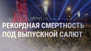 Коронавирус в России новые рекорды дефицит вакцин и массовые выпускные НОВОСТИ 26 06 21