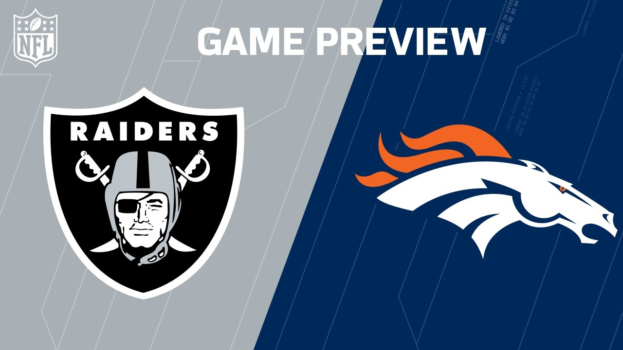 Raiders vs. Broncos  Khalil Mack vs. Von Miller  Move the Sticks  NFL Week 17 Previews
