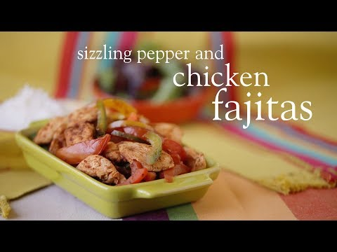Slimming World Syn Free Easy Chicken Fajita Recipe
