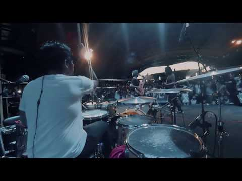 GIGI - Adu Domba LIVE (Drum Cam)