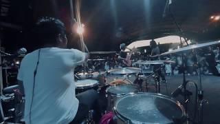 GIGI - Adu Domba [LIVE] (Drum Cam)