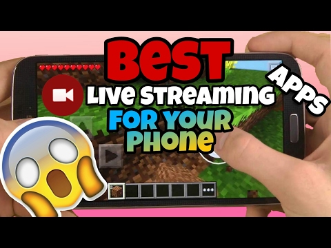 Best Game Live Streaming Apps For Phones | HOW TO LIVESTREAM GAMES FROM YOUR PHONE
