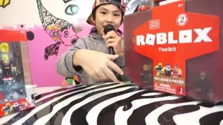 Roblox Toys Punk Rockstar Band Set Sneakpeak, DJ Breath SHOUT OUTS!!!