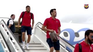 FC Barcelona's trip to Bilbao