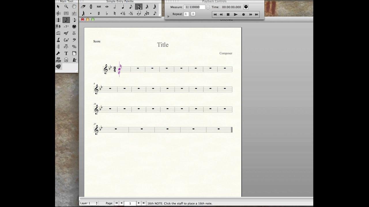 How to Read Music (Guitar) - Rhythm Slash Notation - YouTube