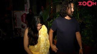 Shruti Hassan HOLDING HANDS With Rumored Boyfriend Michael Corsale