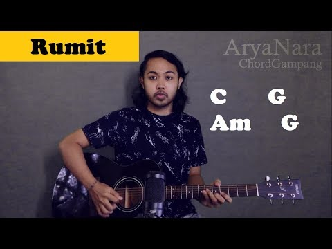 Chord Gampang (Rumit - Langit Sore) By Arya Nara (Tutorial Gitar) Untuk Pemula