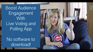 Live Voting App To Engage Your Audience