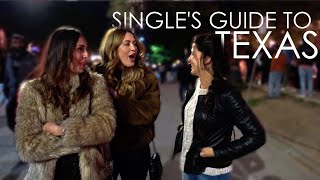 The Problem with Austin Dating Scene.. I SINGLE'S GUIDE TO TEXAS 1/2