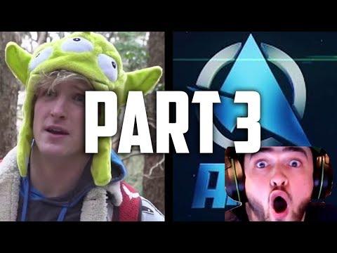Ali-A meme intro compilation PART 3