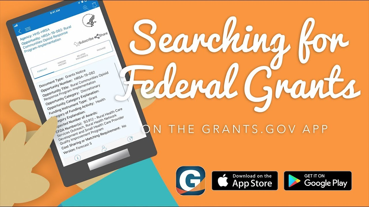Home | GRANTS GOV