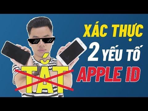 Giải ngố về xác thực 2 yếu tố của Apple ID   Có cách xóa/tắt không?!