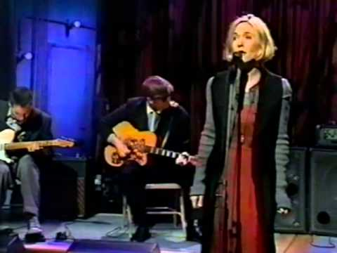 "Sam Phillips on Late Night (1994) ""I Need Love"""