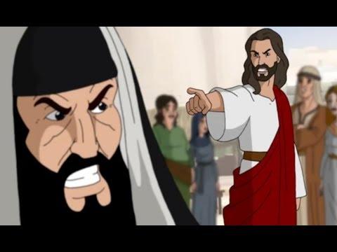 ИИСУС, ОН ЖИЛ СРЕДИ НАС (ВЫ – КАК ПОБЕЛЕННЫЕ ГРОБНИЦЫ) 8 СЕРИЯ