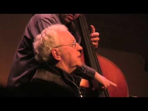 Lee Konitz New Quartet Toonzaal Den Bosch okt 26 2012.mp4