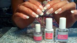 Grow Long Nails with Kiss Brush On Gel, Fast and Easy