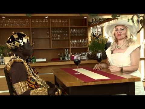 """""""König Bansah von Hohoe Ghana"""" DIEGANDITV"""