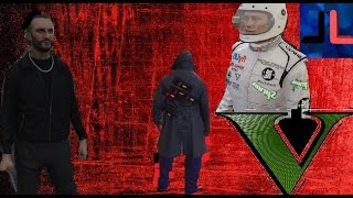 GTA 5 Online Funny Moments! (Spacemen, Mugger Funeral, Sticky Bomb Glitch!)