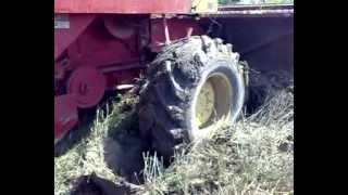 Zmaj 142 - Zapadanje u blatu Stuck in mud wpadka