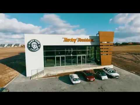 StunStory & Game Over Cycles 2017 - Opening new Harley-Davidson dealership