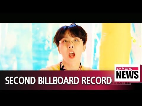 BTS Scores Second No. 1 Album on Billboard 200 Chart With Love Yourself: Answer