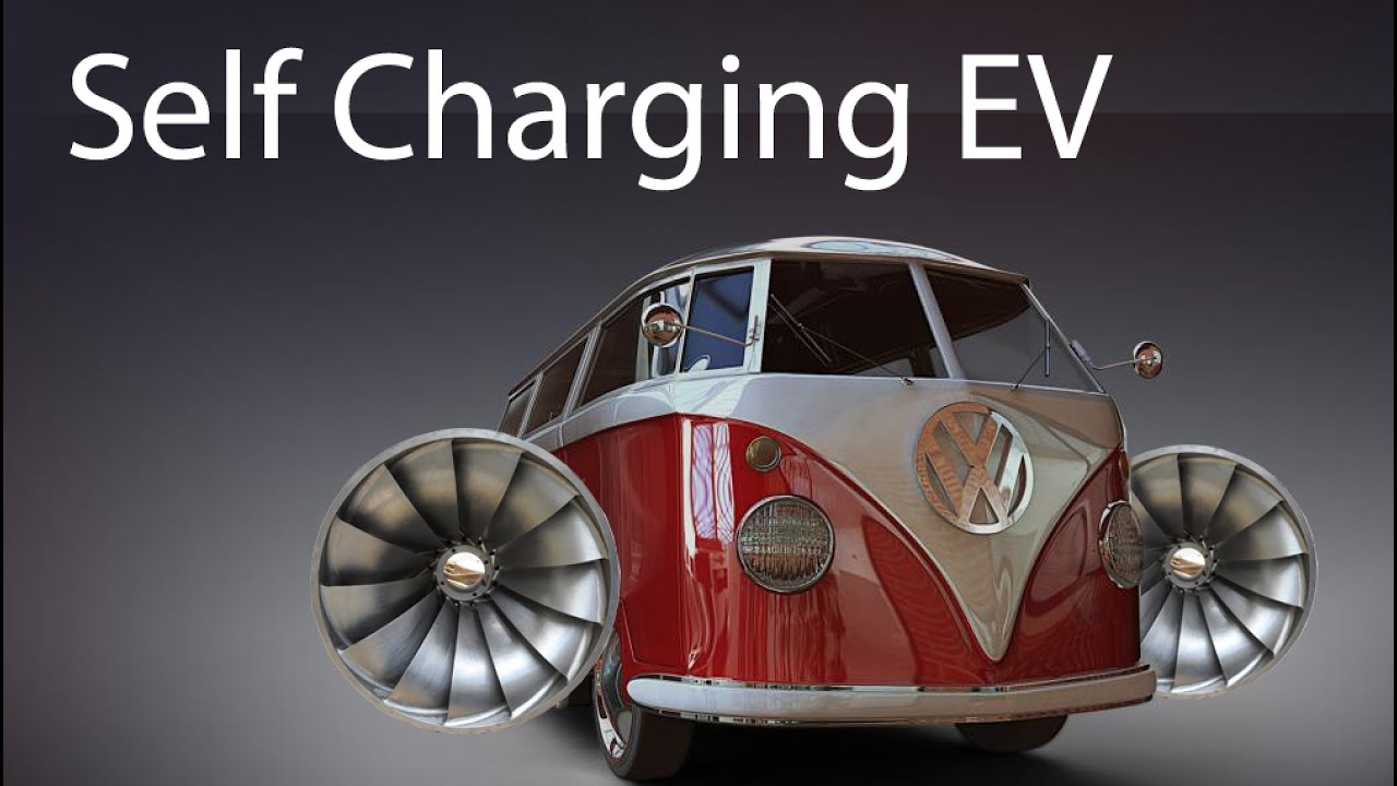 Can You Make A Self Charging Electric Car Youtube