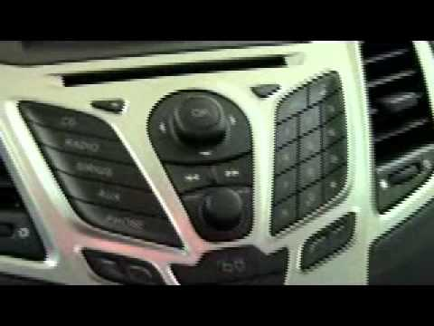 2011 Ford Fiesta Review, Rev, Drive